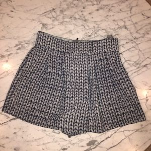 Banana Republic Pleated Dress Shorts